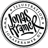 Illustration Hamburg · Jonas Kramer