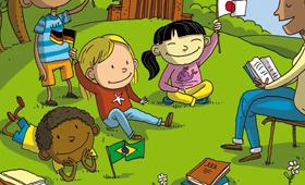 Kinder-Lesefest